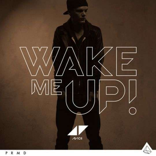 Coverafbeelding Wake Me Up! - Avicii