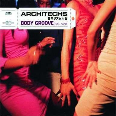 Coverafbeelding Architechs feat. Nana - Body Groove