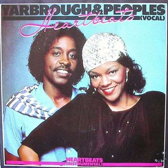 Coverafbeelding Heartbeats - Yarbrough & Peoples