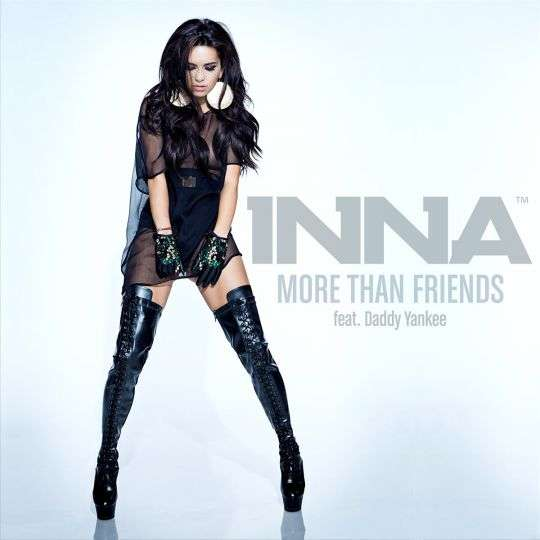 Coverafbeelding inna feat. daddy yankee - more than friends