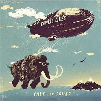 Coverafbeelding capital cities - safe and sound