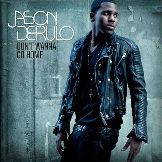 Coverafbeelding Don't Wanna Go Home - Jason Derulo