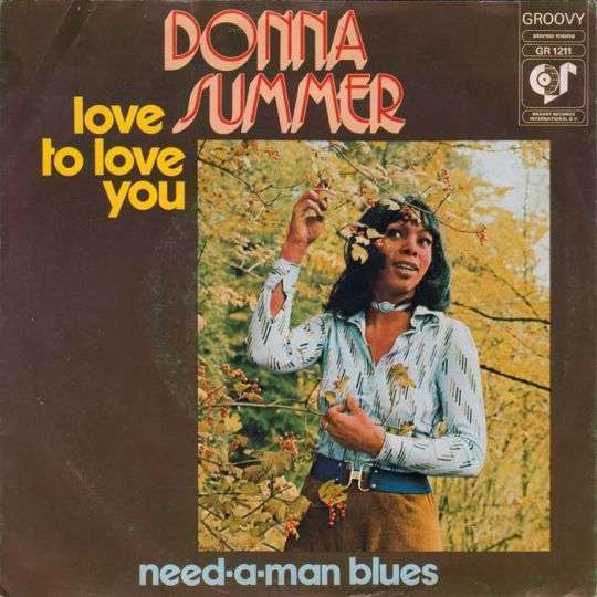 Coverafbeelding Love To Love You - Donna Summer