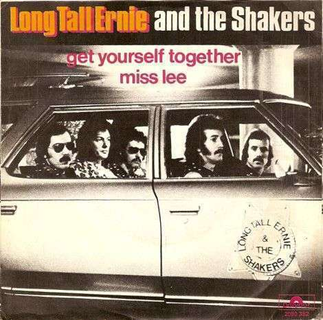 Coverafbeelding Get Yourself Together - Long Tall Ernie And The Shakers