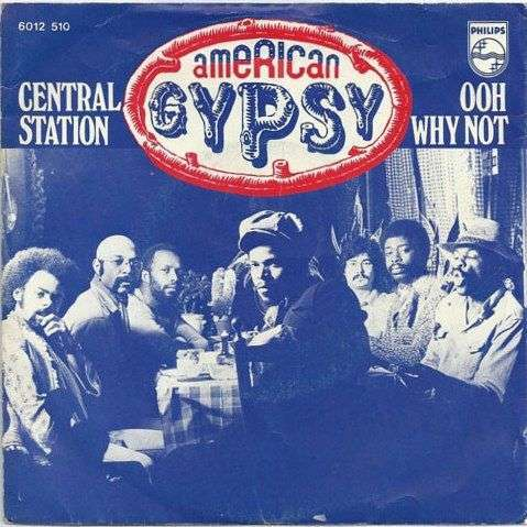 Coverafbeelding Central Station - American Gypsy
