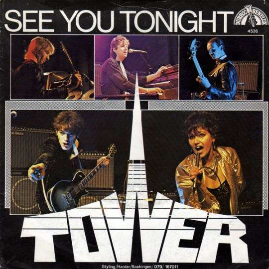 Coverafbeelding See You Tonight - Tower