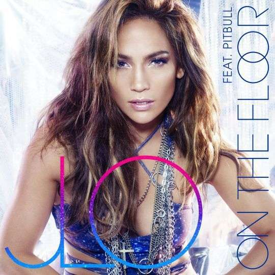 Coverafbeelding JLo feat. Pitbull - On the floor