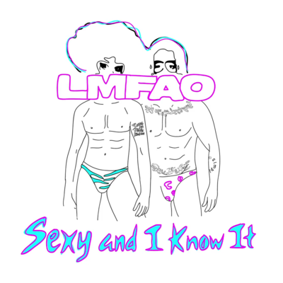Coverafbeelding LMFAO - Sexy and I know it