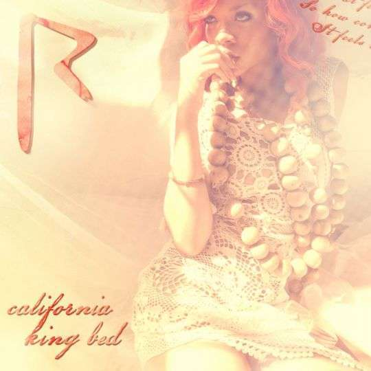Coverafbeelding California King Bed - Rihanna