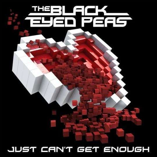 Coverafbeelding Just Can't Get Enough - The Black Eyed Peas