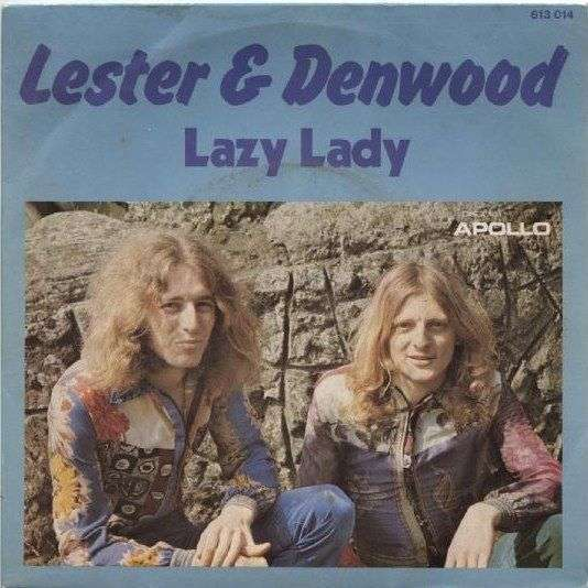Coverafbeelding Lazy Lady - Lester & Denwood