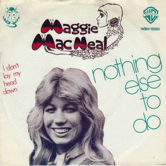 Coverafbeelding Nothing Else To Do - Maggie Macneal