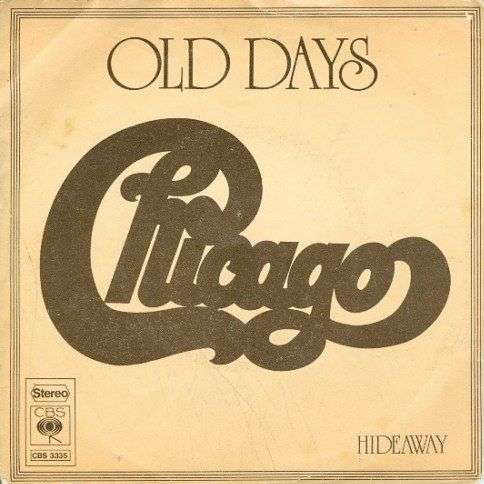 Coverafbeelding Old Days - Chicago