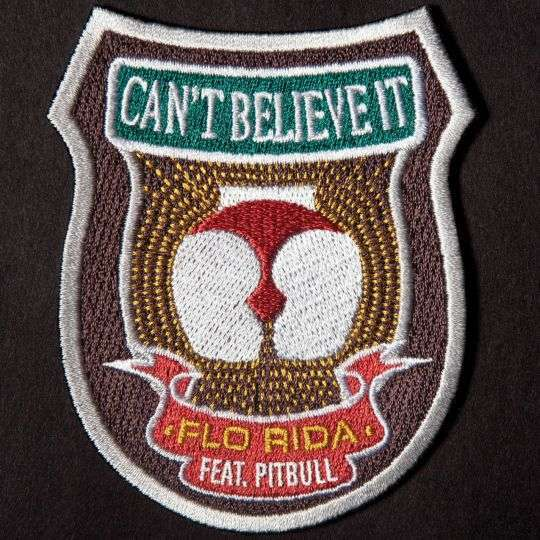 Coverafbeelding Can't Believe It - Flo Rida Feat. Pitbull