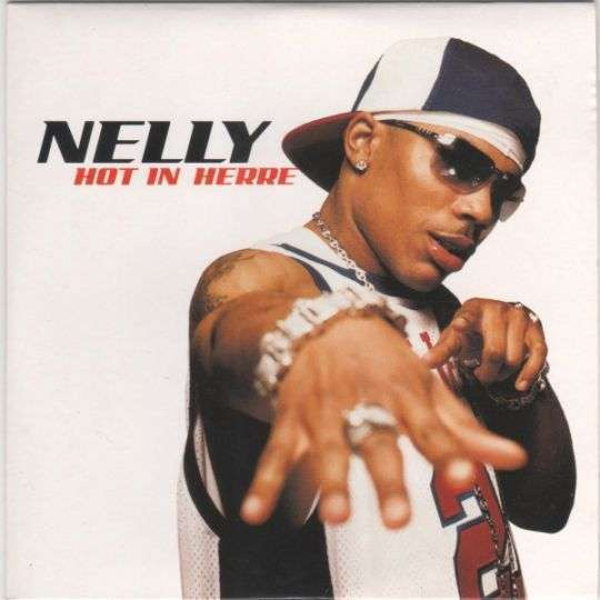 Coverafbeelding Hot In Herre - Nelly