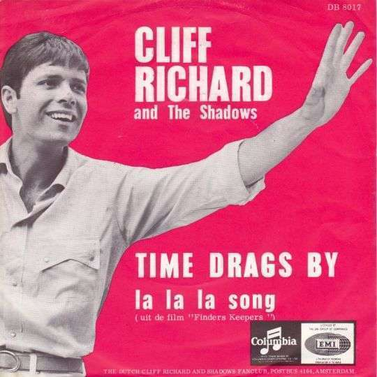 Coverafbeelding Time Drags By - Cliff Richard And The Shadows