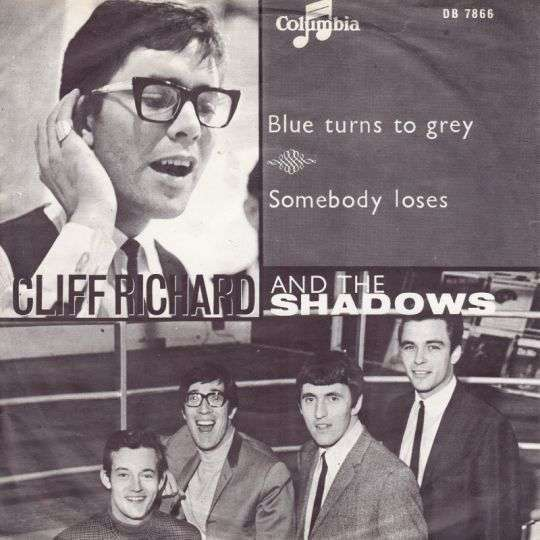 Coverafbeelding Blue Turns To Grey - Cliff Richard And The Shadows