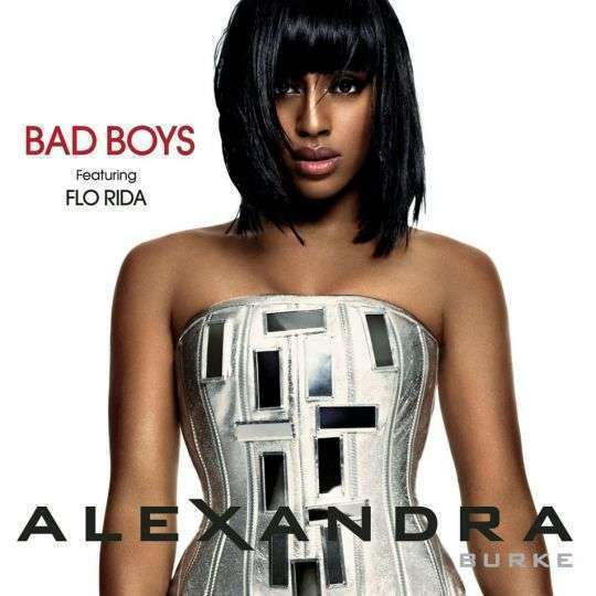 Coverafbeelding Bad Boys - Alexandra Burke Featuring Flo Rida