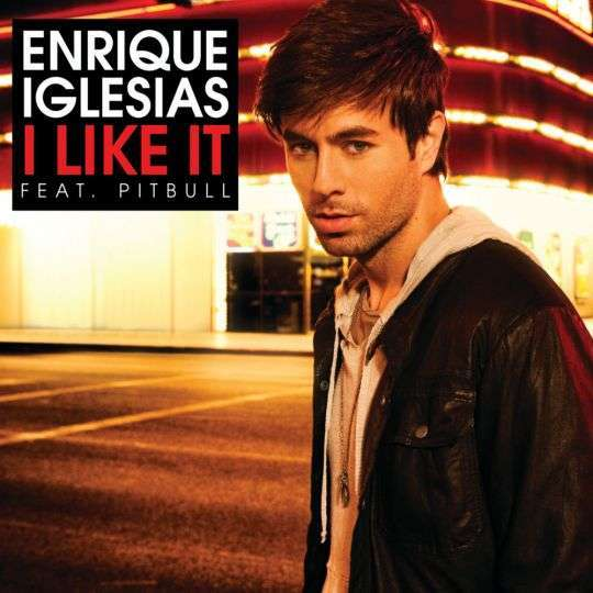 Coverafbeelding I Like It - Enrique Iglesias Feat. Pitbull