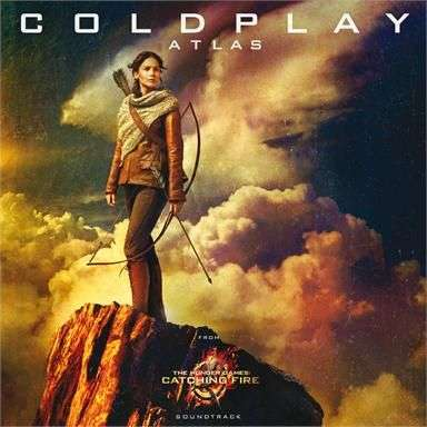 Coverafbeelding Atlas - Coldplay