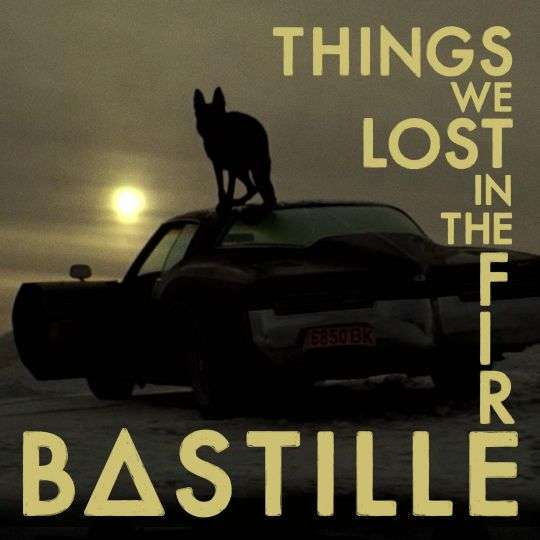 Coverafbeelding Things We Lost In The Fire - Bastille