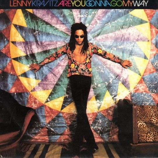 Coverafbeelding Are You Gonna Go My Way - Lenny Kravitz