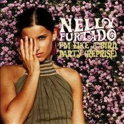 Coverafbeelding I'm Like A Bird - Nelly Furtado