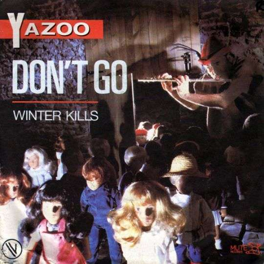Coverafbeelding Yazoo - Don't Go