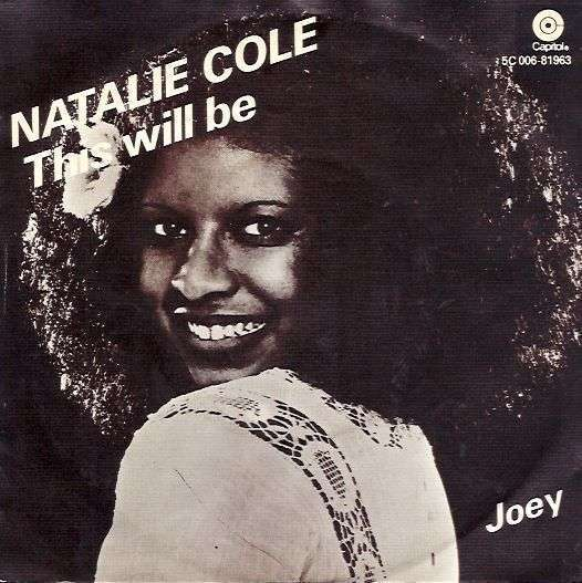 Coverafbeelding This Will Be - Natalie Cole
