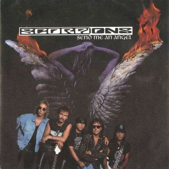 Coverafbeelding Send Me An Angel - Scorpions ((Deu))