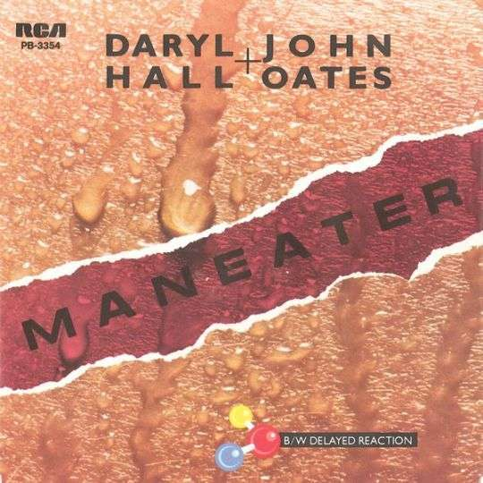 Coverafbeelding Maneater - Daryl Hall + John Oates