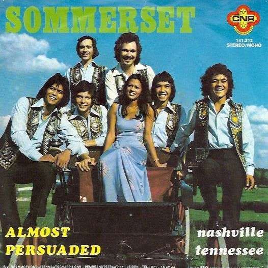 Coverafbeelding Almost Persuaded - Sommerset