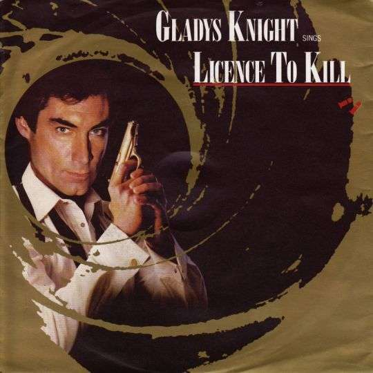 Coverafbeelding Gladys Knight - Licence To Kill
