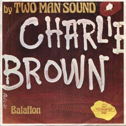 Coverafbeelding Charlie Brown - Two Man Sound