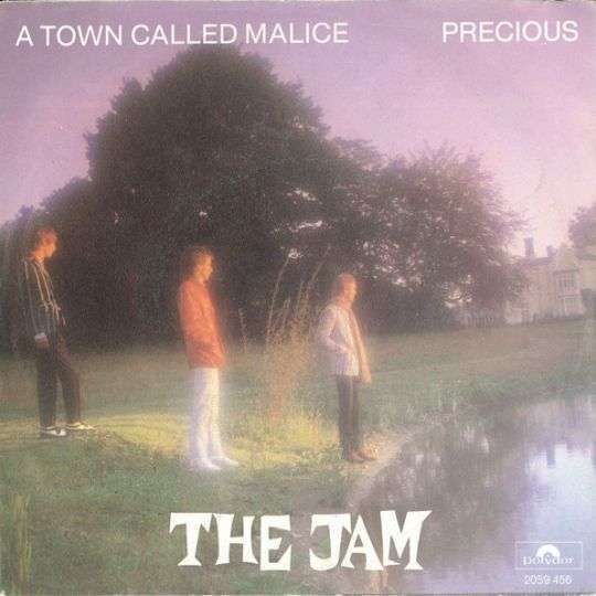Coverafbeelding A Town Called Malice - The Jam