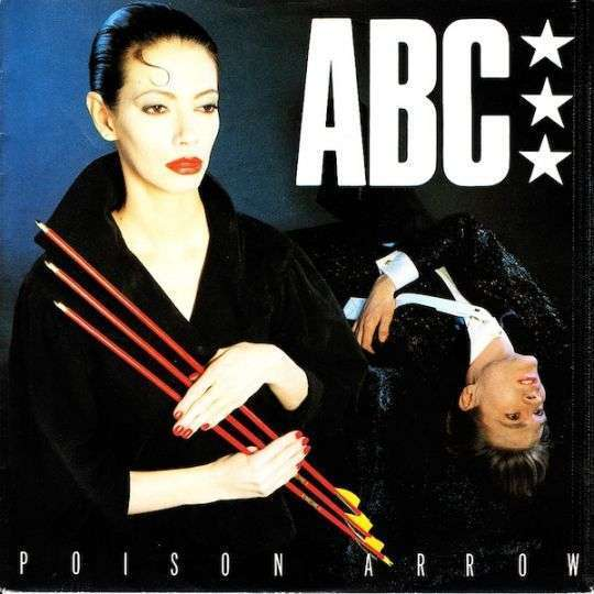 Coverafbeelding Poison Arrow - Abc
