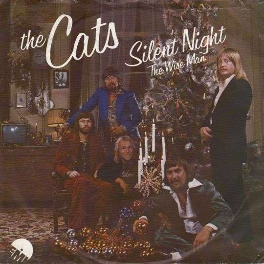 Coverafbeelding Silent Night - The Cats