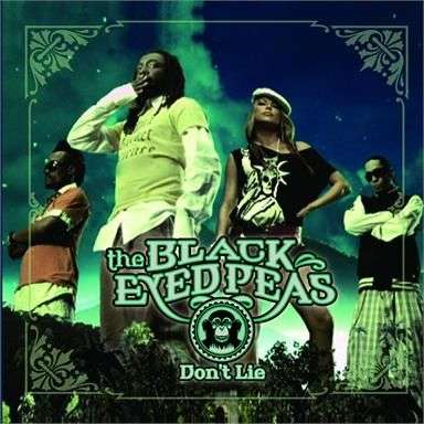 Coverafbeelding The Black Eyed Peas - Don't Lie