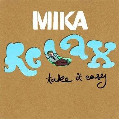 Coverafbeelding Relax Take It Easy - Mika
