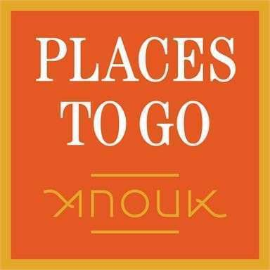 Coverafbeelding Places To Go - Anouk