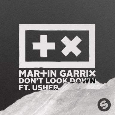 Coverafbeelding Don't Look Down - Martin Garrix Ft. Usher