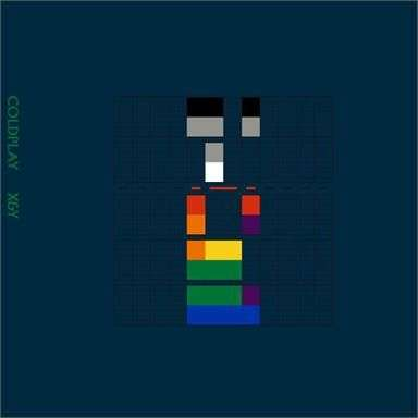 Coverafbeelding The Hardest Part - Coldplay