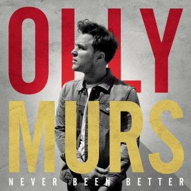 Coverafbeelding Up - Olly Murs Feat. Demi Lovato