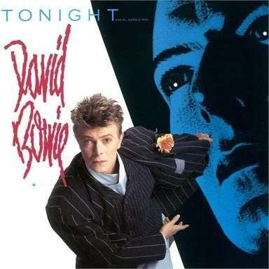 Coverafbeelding Tonight - David Bowie