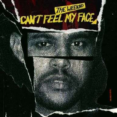 Coverafbeelding Can't Feel My Face - The Weeknd