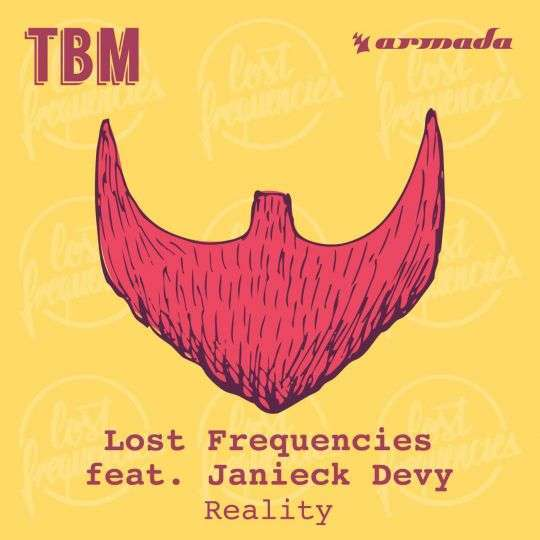 Coverafbeelding Reality - Lost Frequencies Feat. Janieck Devy