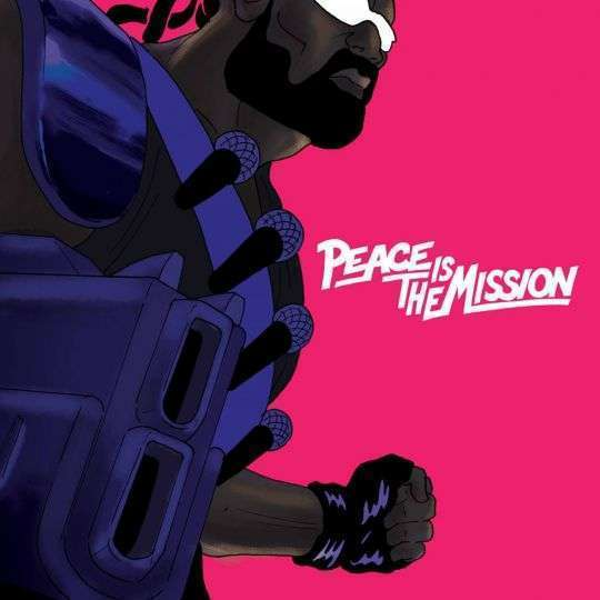 Coverafbeelding Powerful - Major Lazer Feat. Ellie Goulding & Tarrus Riley