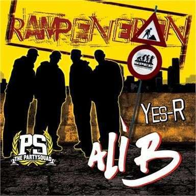 Coverafbeelding Rampeneren - Ali B & Yes-R & The Partysquad