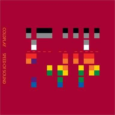 Coverafbeelding Speed Of Sound - Coldplay
