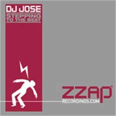 Coverafbeelding Stepping To The Beat - Dj Jose